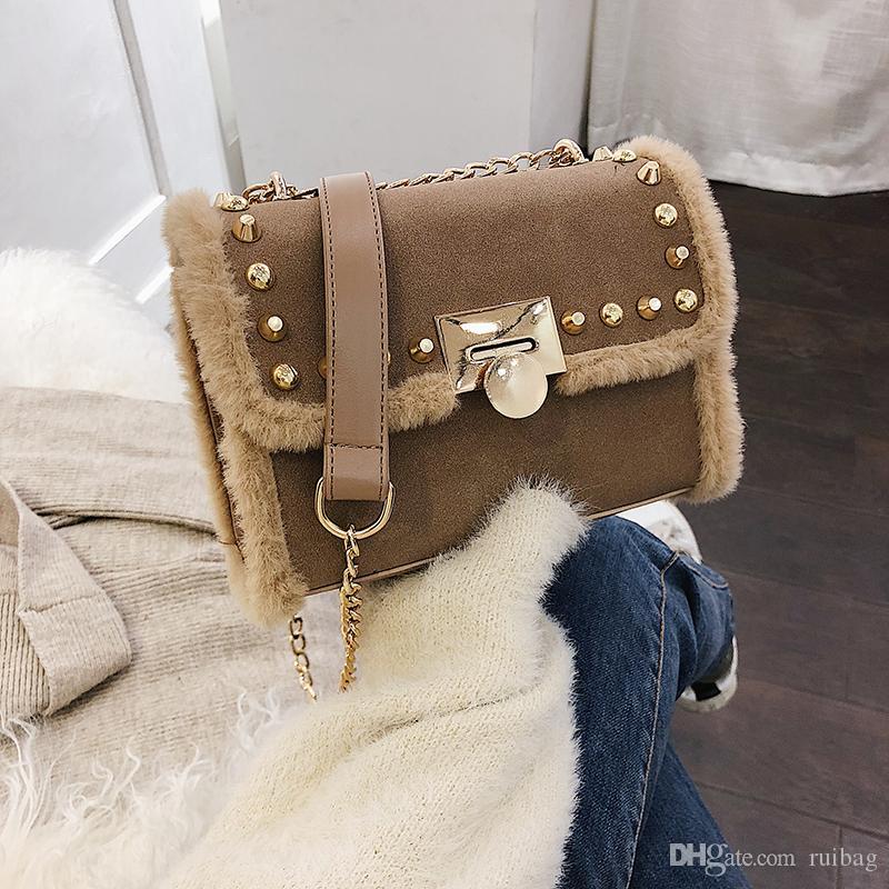 Large chaîne de sac à bandoulière pour femme Sac à bandoulière Sac à main Sac à bandoulière pour femme Sac à bandoulière / 1
