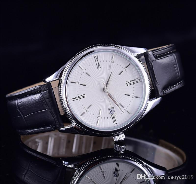 Пояс стальной ремень 3A качество роскошные часы автоматические кварцевые часы дата мужская мода досуг спортивные часы для мужчин и женщин из нержавеющей стали