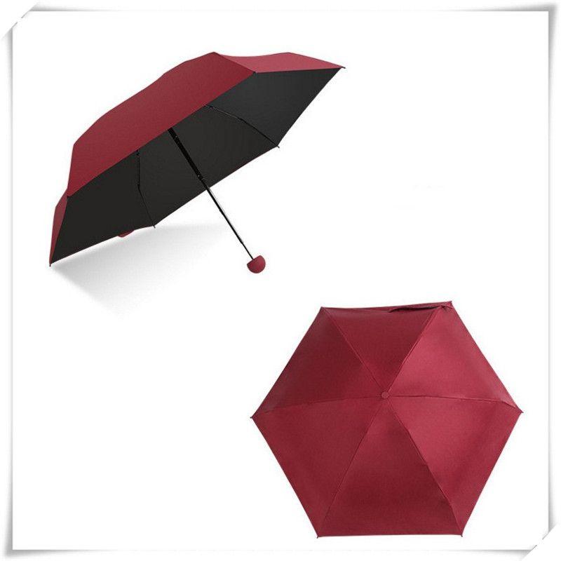 Red Bridal Umbrella Double Layer Lace Bridal Umbrella Windproof Waterproof Sun Protection Stick Umbrellas