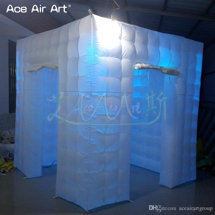 Barraca inflável projetada profissional da foto do balão da barraca, barraca do partido, barraca de barra e barraca da exposição para EU
