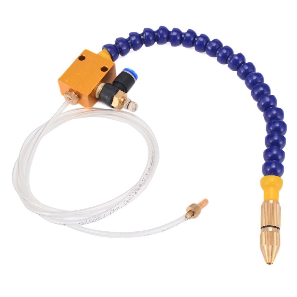 Nuevo sistema de pulverizaci/ón de lubricante refrigerante para taladro CNC de 8 mm de tubo de aire