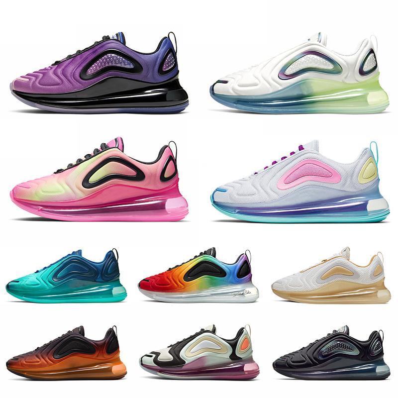 beture men women running shoes Pink Blast Aqua Powder Pistachio Frost Sea Forest Bubble Pack womens mens trainers sport sneakers 36-45