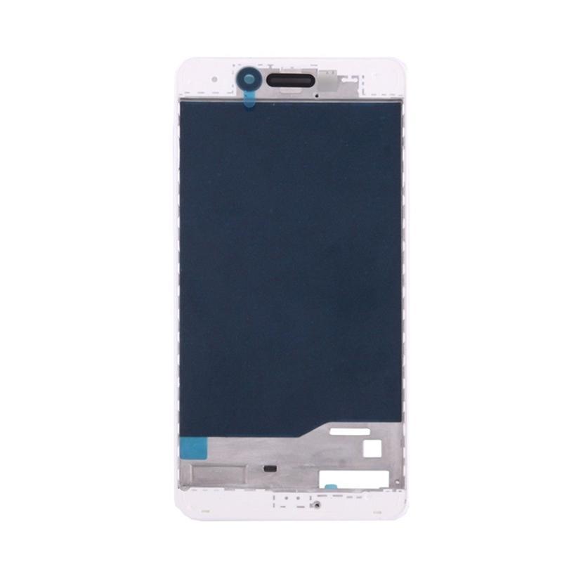 Para Huawei Enjoy 6S LCD Carcasa Placa Marco Bisel Cubierta de la cubierta Frontal A Marco Tablero Marco medio Piezas de repuesto