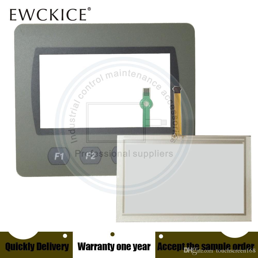 Original NEW Panelview C400 2711C-T4T PLC HMI Industrie-Touchscreen und Folientastatur