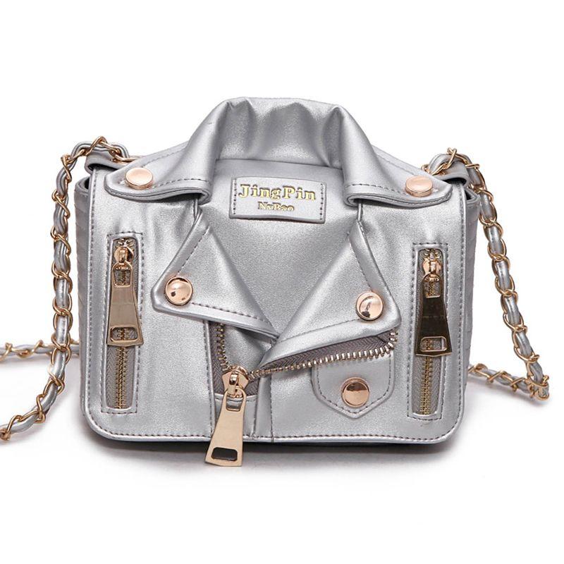 Promotional woman handbag jacket