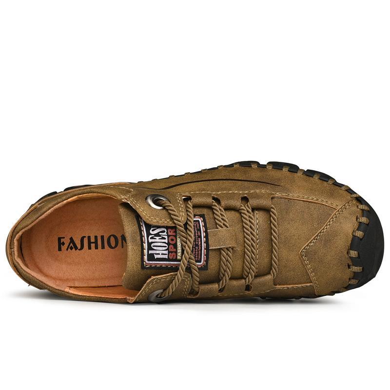 جديد عارضة الرجال أحذية جلدية عالية الجودة المتسكعون الذكور الأخفاف مريحة لينة الأحذية الشقق القيادة الأحذية 2019 كبيرة الحجم 46