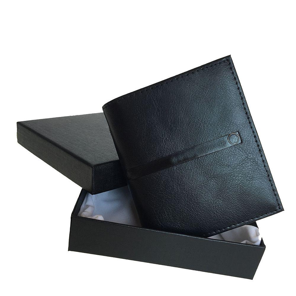 Zertifikat Cash MEN's Luxury Clip Deutsch Set Kredit Marke Ordner Brieftasche Party Kartengeschenk Männer Leder Leder Kurzer High-End-Halter Busi Jucb