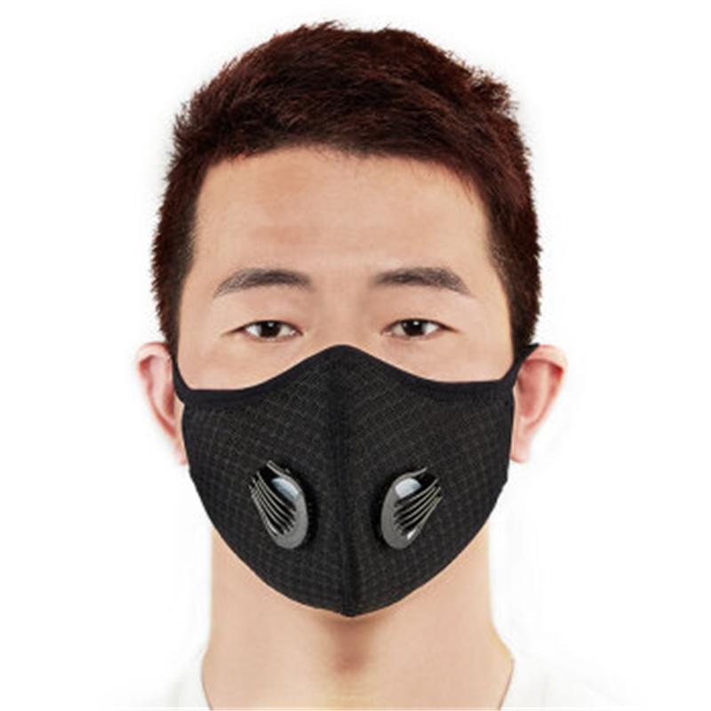 , Maske, 100 adet 1 Kutu, Cilt Dostu, Nefes Ve Evrensel, su geçirmez toz geçirmez ve Sis Korumalı # QA630 Maske