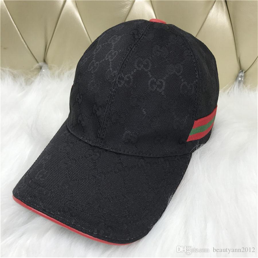 Mode Neuankömmling Hysteresenhut Männer Hip Hop Cap Baseball Cap Mode Plaid Design Hut für Männer und Frauen