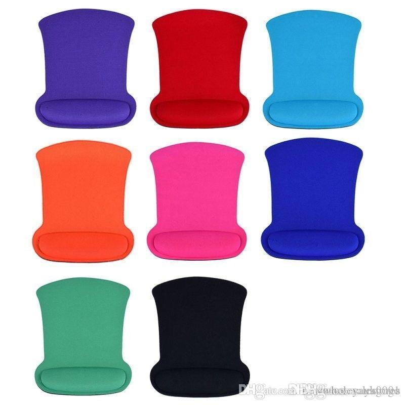 UK Wholesale Details about Professional Wrist Rest Support Mouse Mat Gaming Mice Pad for PC Laptop Computer E183