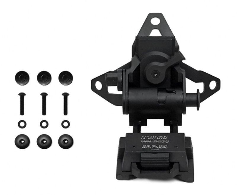Nuevo casco NVG con gafas tácticas de visión nocturna Shroud L4G30