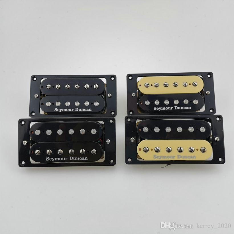 Seymour Duncan Pickups Electric Guitar Humbucker Pickups 4C Black / Zebra