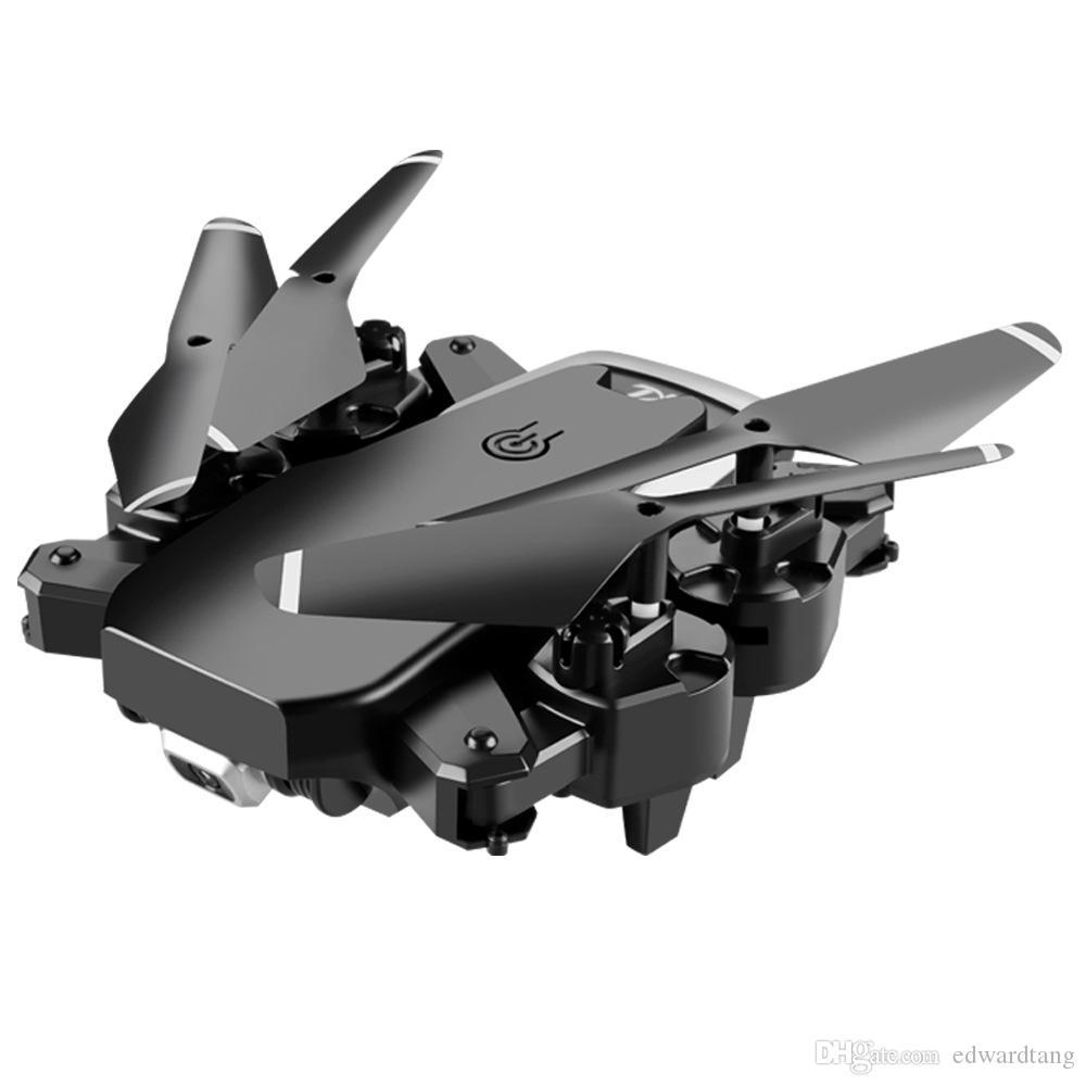 S60 4K HD WIFI FPV طوي الطائرة بدون طيار لعبة، خذ صور من لفتة، مسار المنحنى الطيران والجمال تصفية، ارتفاع الإيقاف، لصناعة السيارات في follw كوادكوبتر، 3-3