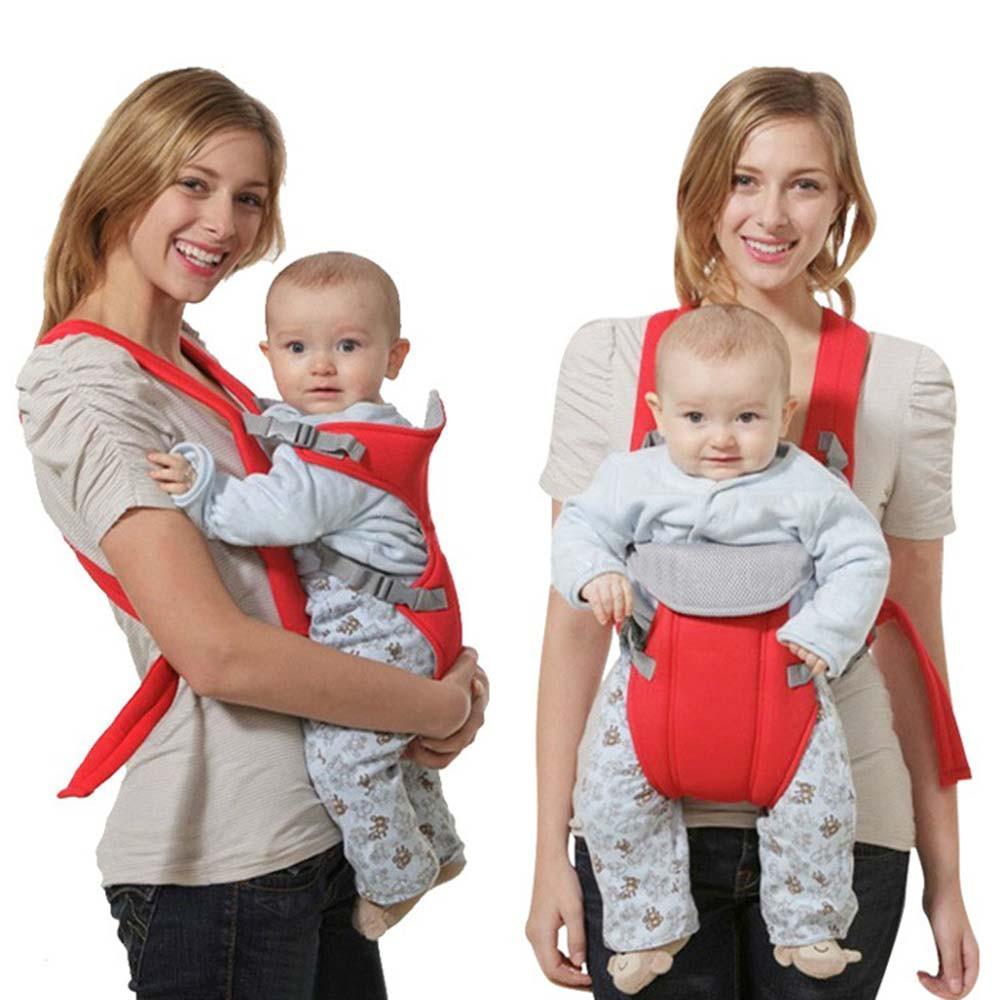Yenidoğan Kid Wrap Katı Bebeğin Sırt Çantası Rahatlık Sling aksesuarları Çok Fonksiyonlu Bebek Taşıyıcılar