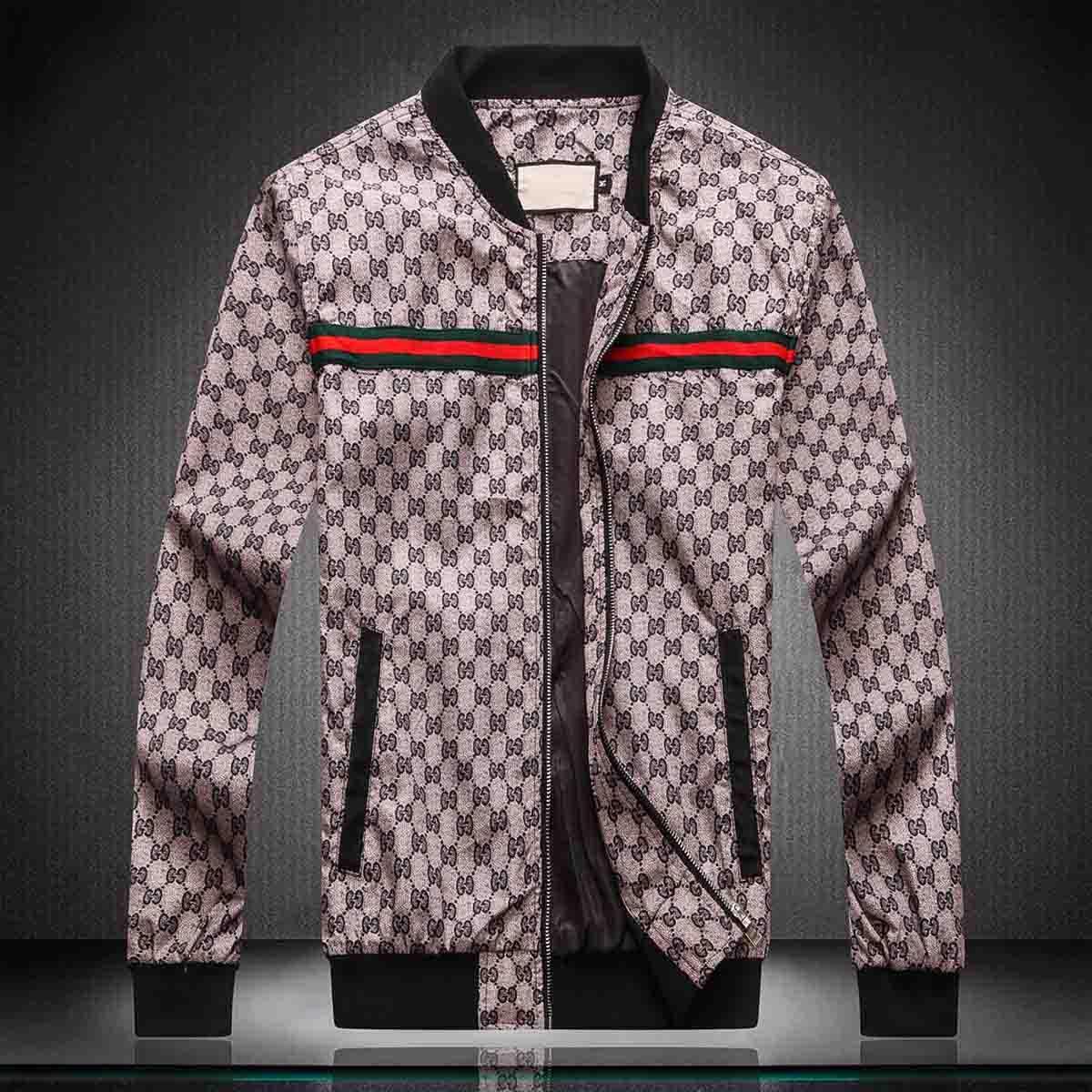 Nuevos hombres otoño e invierno ropa deportiva chaqueta de diseñador de la chaqueta de deportes de la moda chaqueta de sudadera