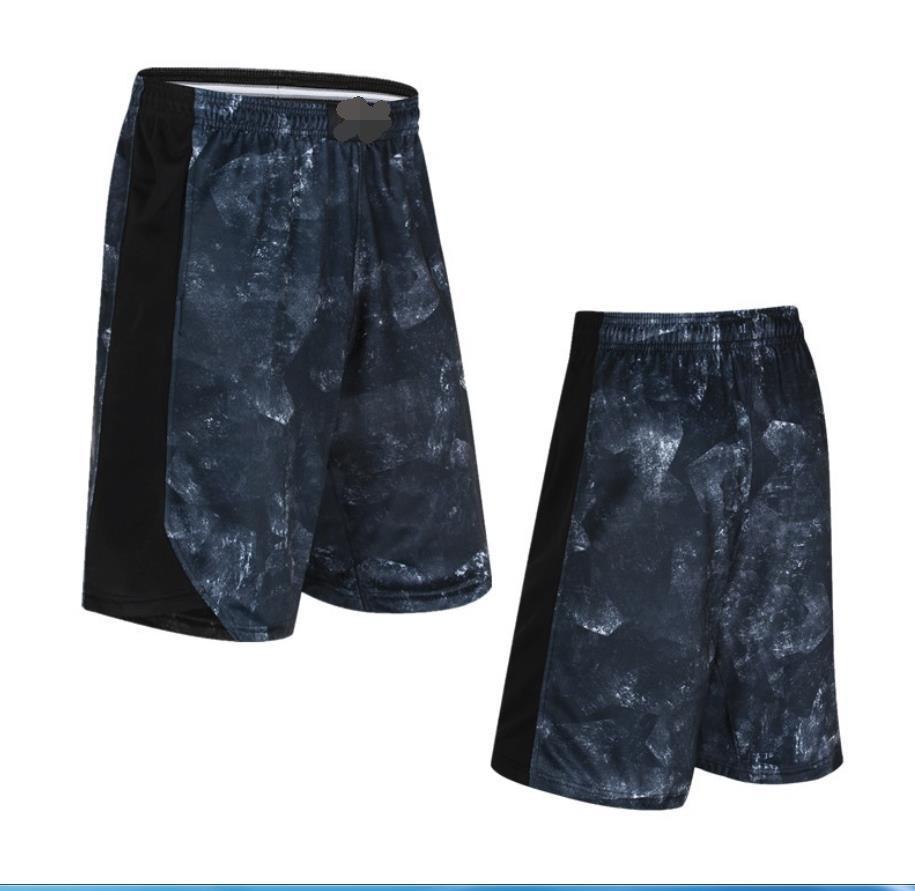 Vendita calda di pallacanestro Pantaloncini sudore respirabile Sport Pantaloncini da corsa Outdoor Sport Fitness Pantaloni corti allentato Beach Shorts