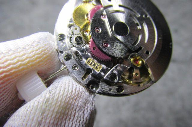 YÜKSEK KALITELI 3135 HAREKET OTOMATIK MEKANIK IÇIN 116610 116610LN alt hulk vb erkekler İzle onarım fix watchmker aksesuar parçaları değiştirin