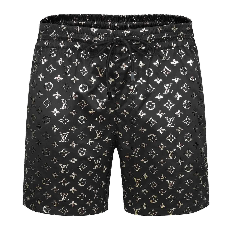 estilo diseñador i0ss tela impermeable pantalones pista playa del verano sube a los pantalones para hombre Pantalones cortos resaca de los hombres pone en cortocircuito los troncos de nadada Deporte Pantalones cortos