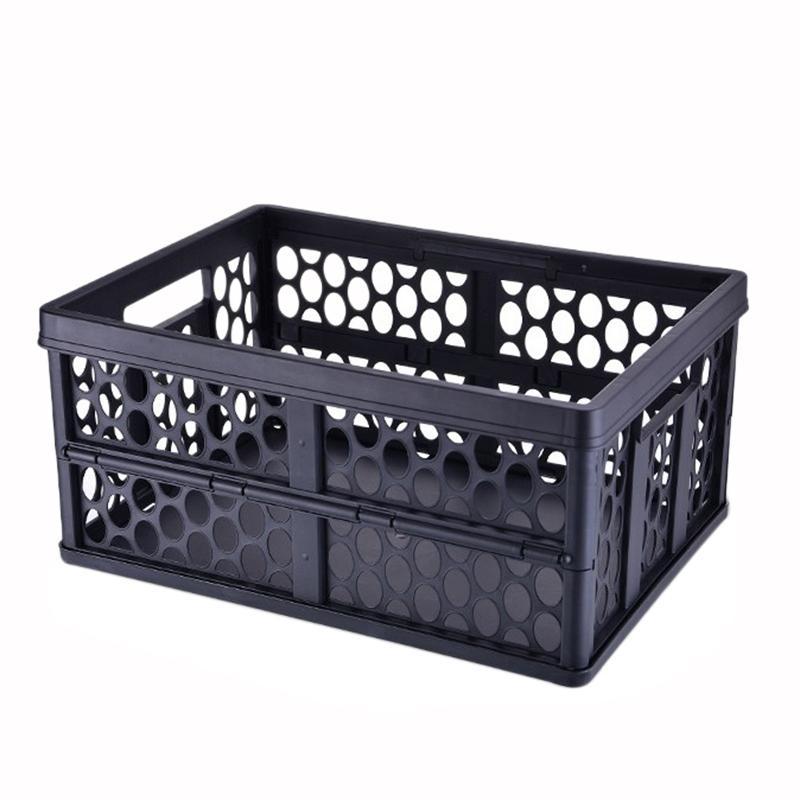 Auto-Kofferraum Aufbewahrungsbox Aufbewahrungsbox Folding Auto-Innenmultifunktionsabteil