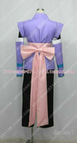 Details about  /Tales of Symphonia Dawn of the New World Sheena Fujibayashi Cosplay Costume