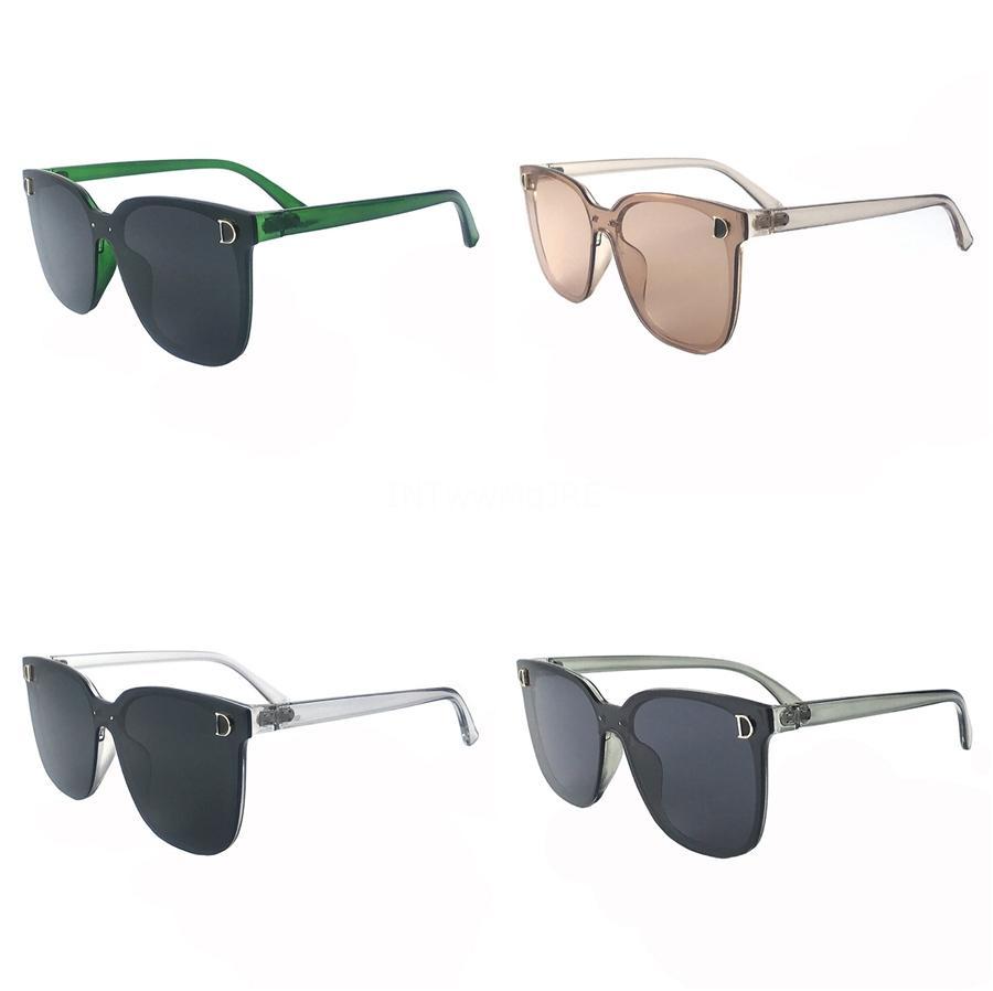 2020 nuevos Mens forman las gafas de sol gafas de sol polarizadas conductor Yurt Tide Marca # 112