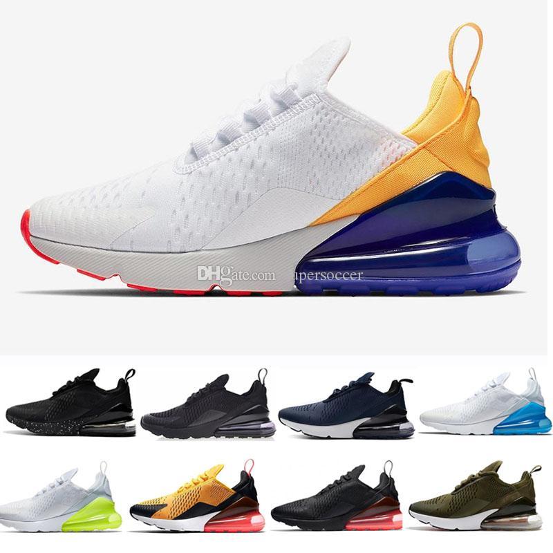 New alta dos homens da qualidade Running Shoes branco preto Instrutor dos esportes das mulheres calçam as sapatilhas Tamanho US 5,5-11