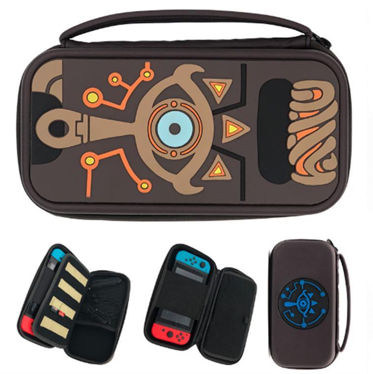 Переключатель чехол для хранения сумка для Nintendo Переключитесь Портативный путешествия чехол для Nitendo коммутатора консоли Аксессуары