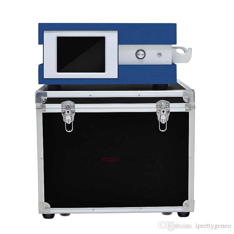 Dispositif de thérapie par ondes de choc de l'air pour soulager l'équipement de thérapie par la pression de la douleur pour la machine de traitement par ondes de choc de la douleur par enlèvement de la douleur corporelle en vente