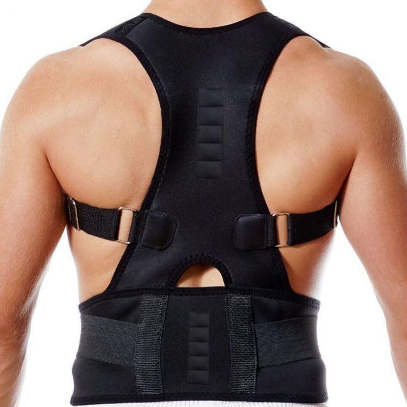 Posture Correcteur réglable pour la correction de la posture magnétique pour les hommes femmes