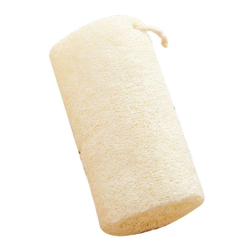 Yeni Moda Yeni Doğal Lif Kabağı Banyo Vücut Duş Sünger Scrubber Pad Sıcak Ev Kaynağı Ile Yüksek Kalite Drop Shipping Sıcak Için