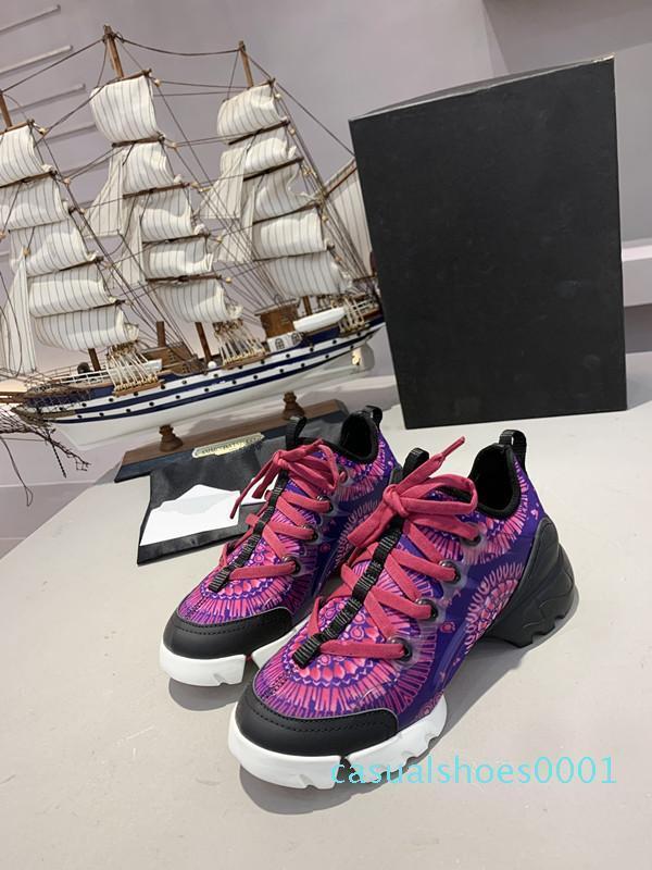 Chaussures Новая мода Paris Triple-S папа Дизайнерская обувь платформы кроссовки мужские женщин Tripler повседневные Спортивные тренажеры zapatosAC01