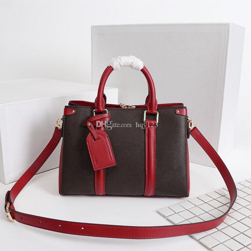 Сумки сумки сумки роскошный M4481501 мешки Последнее прибытие бренд женщин дизайнерский размер дизайнер 29x19x10cm женщина модель Pecpu