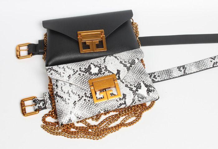 Detachable Fashion PU Leather Pouch Belt Bag Women 2018 Female Waist Packs Phone Shoulder Bags Purse Waist