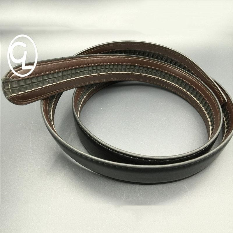strip Men's automatic buckle body 158-stripe Full-tooth strip Men's automatic buckle body belt full-tooth 158-stripe belt