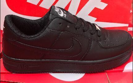Kaliteli Moda zorlamak MANTAR Erkek Kadın Bir 1 Günlük Ayakkabılar yüksek Düşük Kesim Tüm Beyaz Siyah Kahverengi Renk Casual Spor ayakkabılar büyük boyutu 36-44 H5T4