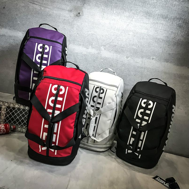 Bolsa Escola New Arrival Designer com Tick Impresso Luxo Backpack Marca Bolsa Escola Casual Mens Backpack Unisex 4 Cor disponível # BN31
