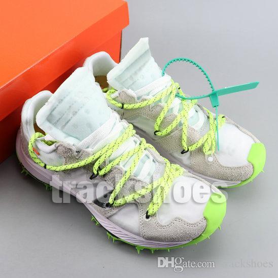 Zoom Terra Kiger Hombres Correr Mujeres Diseñador Deportes Blanco Negro Verde Rojo Amarillo Púrpura Zapatillas deportivas al aire libre Zapatillas deportivas 5s