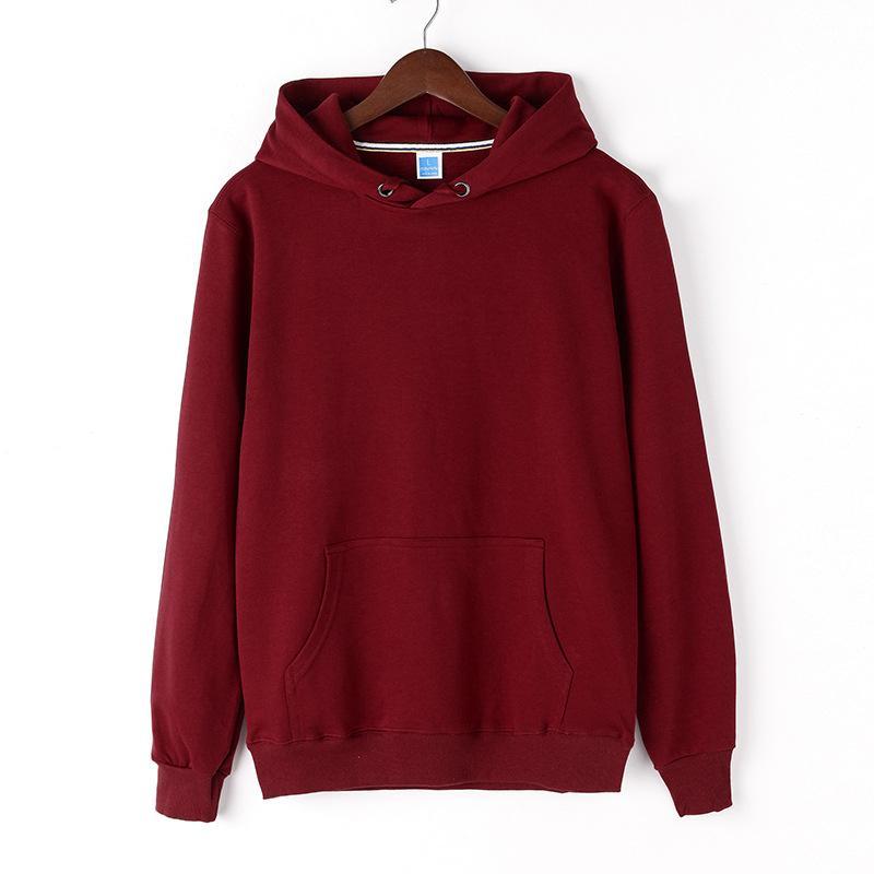 Mens Hoodie =Sweatshirts Streetwear Hoodies Pullover Casual Hip Hop Style Multi Color Black Asian Size S-4XL