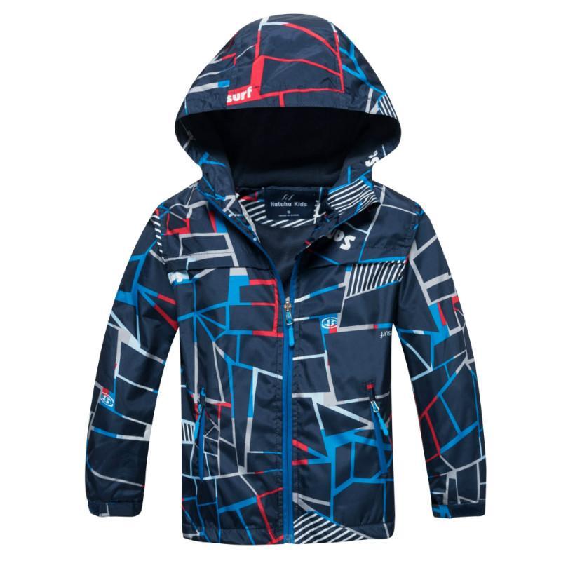 Bambini Coat 2020 Autunno Inverno Ragazzi Jacket i ragazzi abbigliamento per bambini Outerwear del bambino dei vestiti del ragazzo 4 5 6 7 8 9 10 11 12 anni