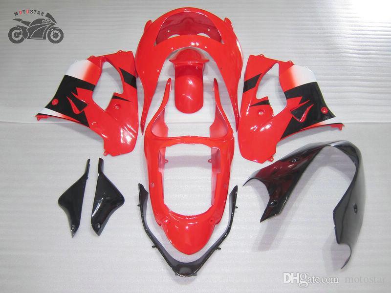 Free Custom fairings for Kawasaki Ninja 1998 1999 ZX-9R ABS plastic road race motorcycle Chinese fairiing parts ZX9R 98 99 ZX 9R