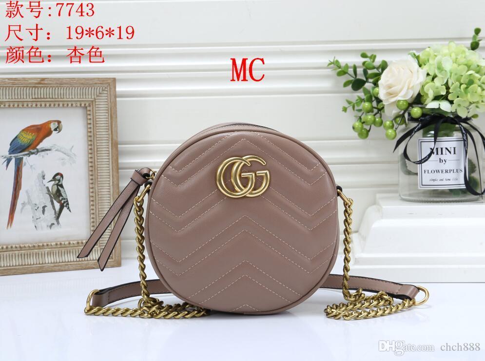 2019 Design Handbag Ladies Brand Totes Clutch Bag High Qukm4kality Classic Shoulder Bags Fashion Leather Hand Bags D000548
