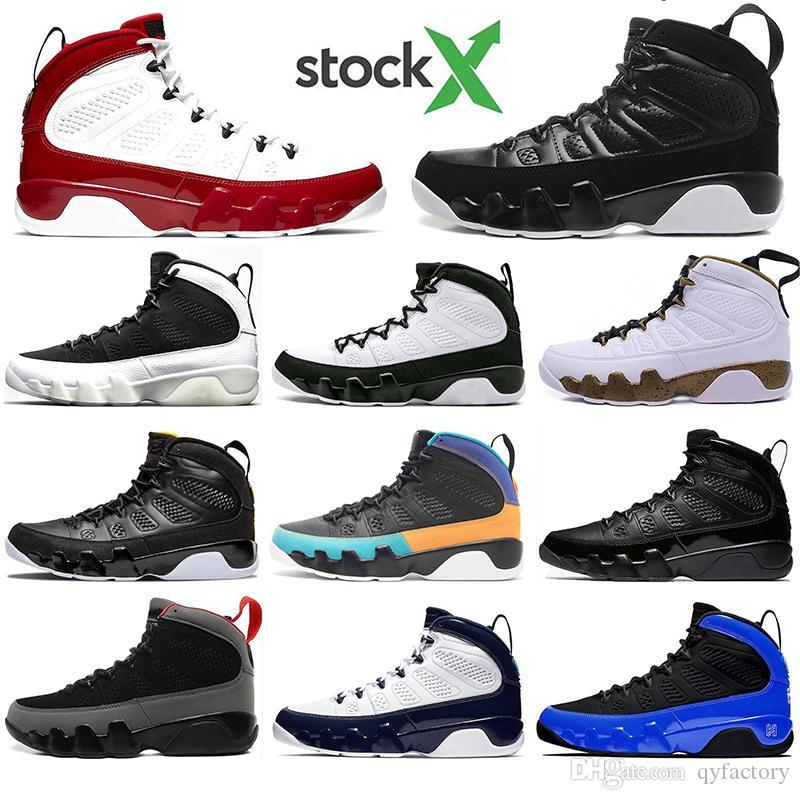 erkekler Yarışçı Mavi uzay sıkışması OREGON için Çorap 9 9s basketbol ayakkabıları ile HEYKEL İyi Kalite eğitmenler atletik spor spor ayakkabıları mens DUCKS