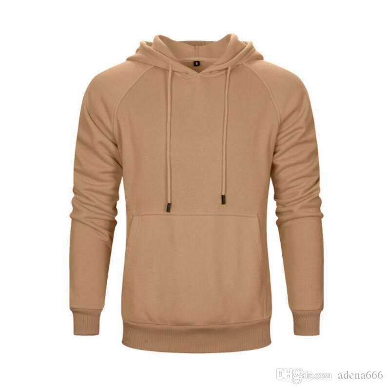 New Autumn winter Men clothing hoodies Sweater Jacket pullover Sport Coat Tracksuit outdoor Island male hooded Sweatshirts stone size S-XXL