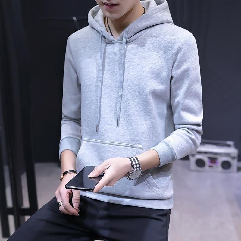 mens designer hoodies Der neue beiläufige Luxusdesigner der Männer kleidet lange Hülsenjugend mit Kapuze Rollkragenpullover