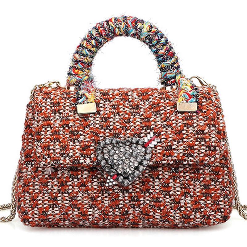 Designer Handbags Purse Fashion Women Bags Travel Leather Zipper Handbag Bag Accessories Female Designer Bag Wallet Chain Handle