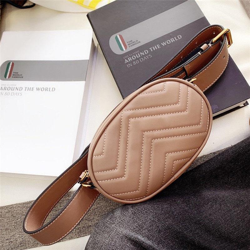 Top vente 2020 sacs Nouvelle ceinture de créateur de mode sacs à main designer de haute qualité sacs multicolores de design de luxe B100569W