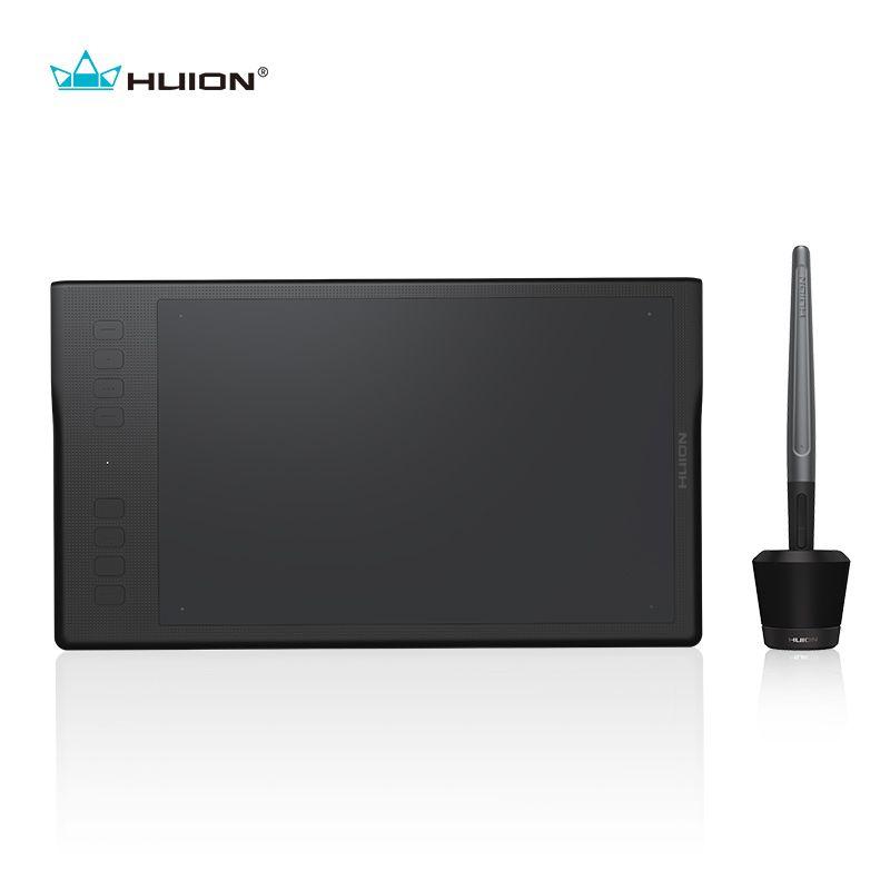 Ratos Teclados Digital Tablets New Huion Inspiroy Q11K gráfico sem fio Drawing Tablet Digital Pen Tablet