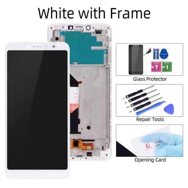5.99''Original Display For Xiaomi Redmi S2 LCD Touch Screen with Frame Digitizer Assembly For Redmi S2 LCD Replacement Parts
