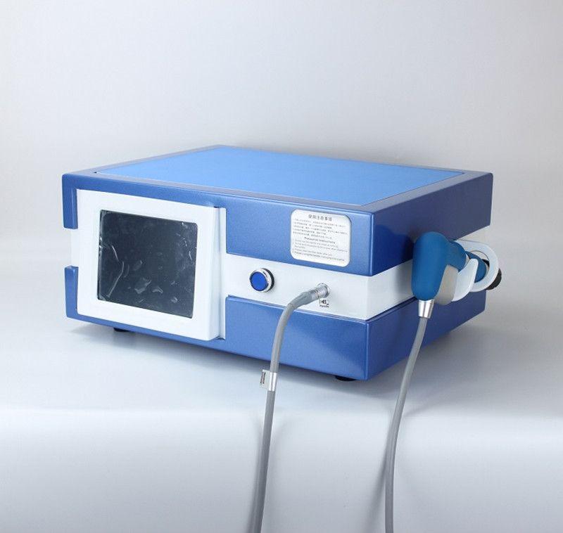 2000000 Shots 8 Bar Shockwave Terapia Equipamento de choque extracorpóreas terapia por ondas de alívio da dor física portátil Shock Wave emagrecimento máquina
