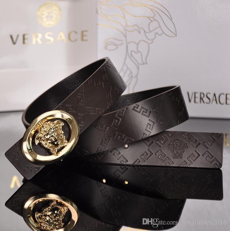1235 2019 Hot Sale Classic Black LuxuryS High Quality Ceinture DesignerS  Belts Fashion Brand Buckle Belt Mens Womens Duty Belt Conveyor Belts From